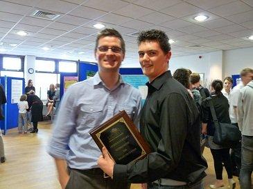 Me and Brendan